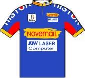 Novemail - Histor - Laser Computer 1994 shirt
