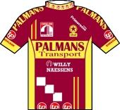 Palmans - Renault - Inco Coating 1994 shirt