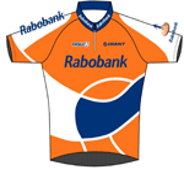 Rabobank 2009 shirt