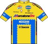 Mercatone Uno - Medeghini 1994 shirt
