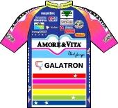 Amore & Vita - Galatron 1994 shirt