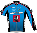 Moscow 2009 shirt