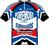 Foremost Contract Furnisher 1994 shirt