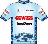 Gewiss - Ballan 1995 shirt