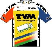 TVM 1995 shirt