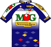 MG Boys Maglificio - Technogym 1995 shirt