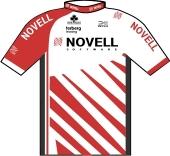 Novell Software 1995 shirt