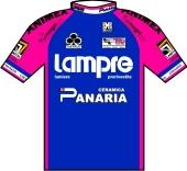 Lampre - Panaria 1995 shirt