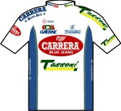 Carrera - Tassoni 1995 shirt