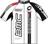 BMC Racing Team 2009 shirt