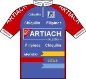 Artiach - Chiquilin 1995 shirt