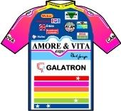 Amore & Vita - Galatron 1995 shirt