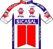 Sicasal - Acral 1995 shirt