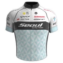 Seoul Cycling Team 2018 shirt