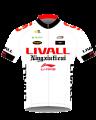 Ningxia Sports Lottery - Livall Cycling Team 2019 shirt
