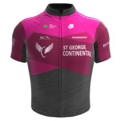 St. George Continental Cycling Team 2019 shirt