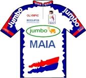 Maia - Hipermercados Jumbo 1995 shirt