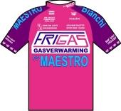F.S. Maestro - Frigas 1995 shirt