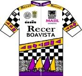 Recer - Boavista 1995 shirt