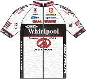 PSK Whirlpool - Author 2009 shirt
