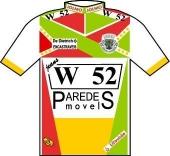 W52 - Paredes Movel 1995 shirt