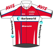 Barloworld 2009 shirt