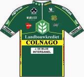 Landbouwkrediet - Colnago 2009 shirt