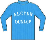 Alcyon - Dunlop 1907 shirt