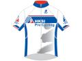 HKSI Pro Cycling Team 2019 shirt