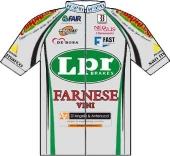 LPR Brakes Farnese Vini 2009 shirt