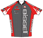 Bissell Pro Cycling 2009 shirt