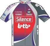 Silence - Lotto 2009 shirt
