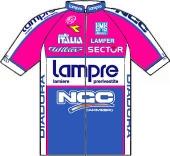 Lampre - NGC 2009 shirt