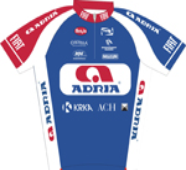 Adria Mobil 2009 shirt