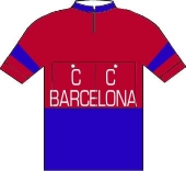 C.C. Barcelona 1954 shirt