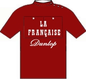La Française - Diamant - Dunlop 1924 shirt