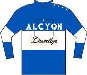 Alcyon - Dunlop 1924 shirt