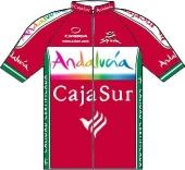 Andalucia Cajasur 2009 shirt