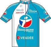 BBox Bouygues Telecom 2009 shirt