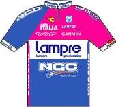 Lampre 2008 shirt