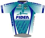 Telenet - Fidea Cycling Team 2009 shirt