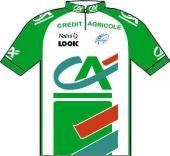 Crédit Agricole 2008 shirt