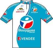 Bouygues Telecom 2008 shirt