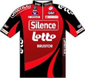Silence - Lotto 2008 shirt