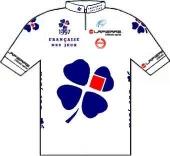 Francaise des Jeux 2008 shirt