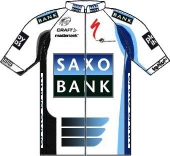 Team Saxo Bank 2009 shirt