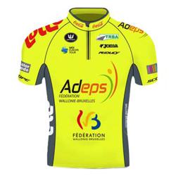 Wallonie Bruxelles 2019 shirt