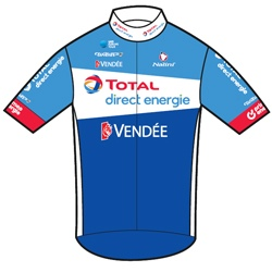 Total Direct Energie 2019 shirt