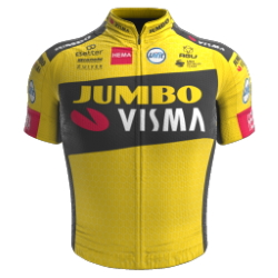 Team Jumbo - Visma 2020 shirt
