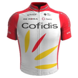 Cofidis, Solutions Crédits 2020 shirt
